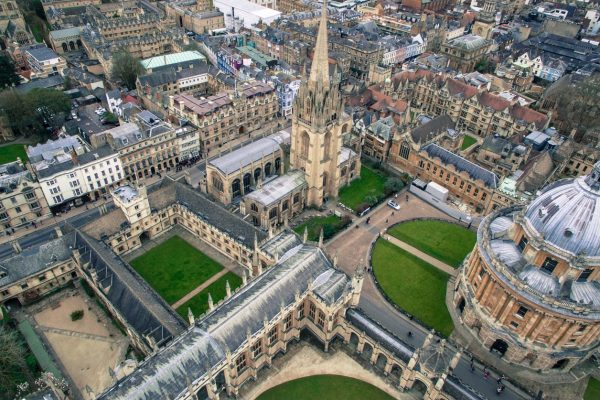 At A Glance: Oxford Gap Year Term Dates