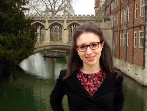 Tutor Spotlight: Giulia Fanti