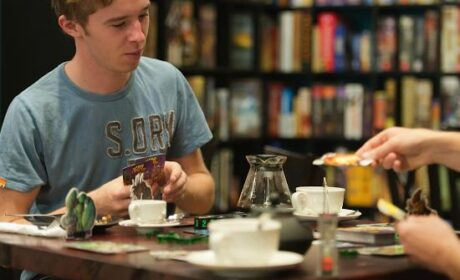 DO Leave Home without… board games!